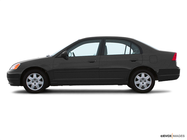 2001 Honda Civic 4dr Car