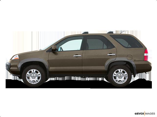 2002 Acura MDX Sport Utility