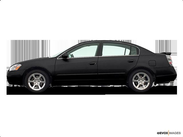 2003 Nissan Altima 4dr Car