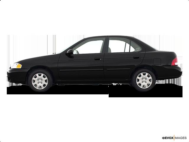 2003 Nissan Sentra 4dr Car