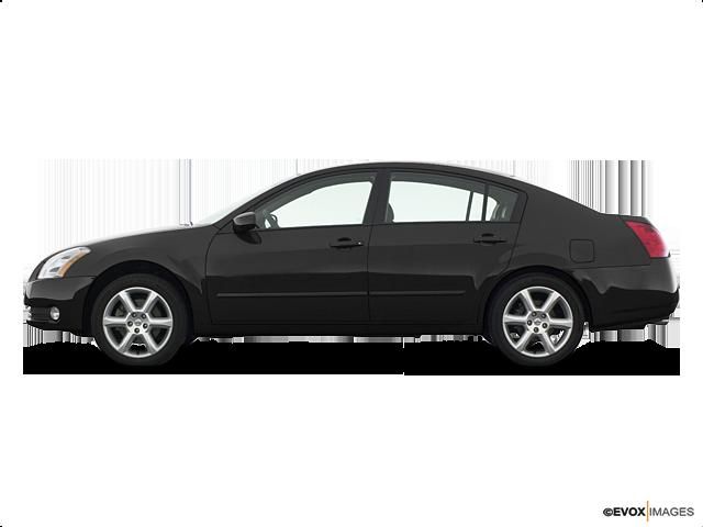 2004 Nissan Maxima 4dr Car