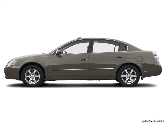 2005 Nissan Altima 4dr Car