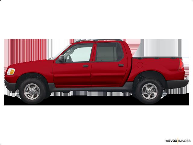 2005 Ford Explorer Sport Trac Sport Utility