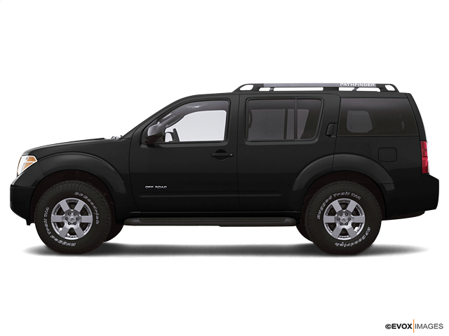 2005 Nissan Pathfinder Sport Utility