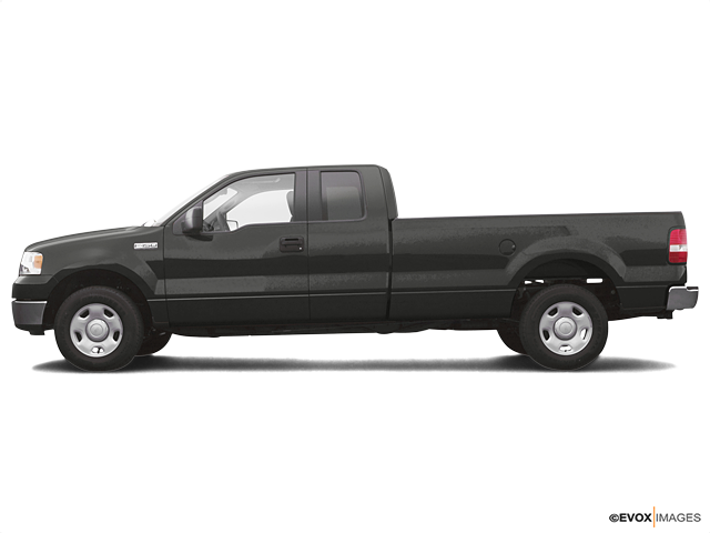 2005 Ford F-150 Short Bed