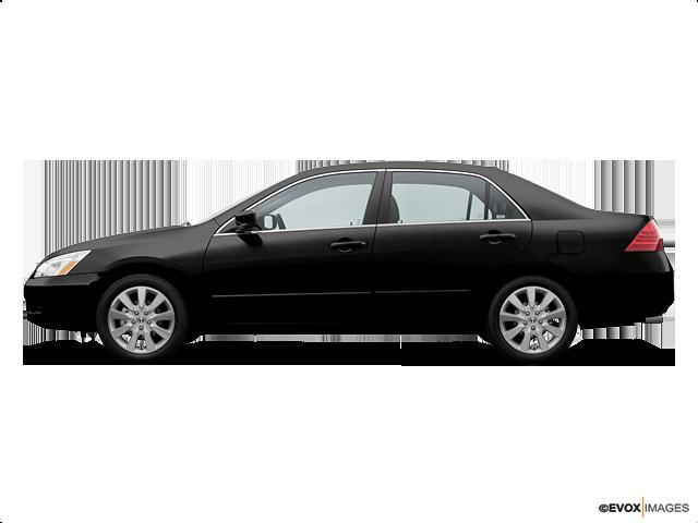2006 Honda Accord 2dr Car