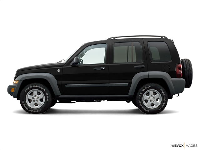 2006 Jeep Liberty Sport Utility