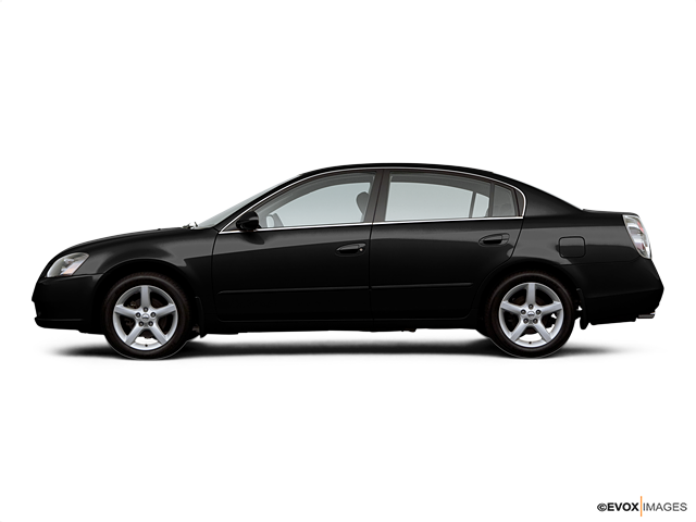 2006 Nissan Altima 4dr Car