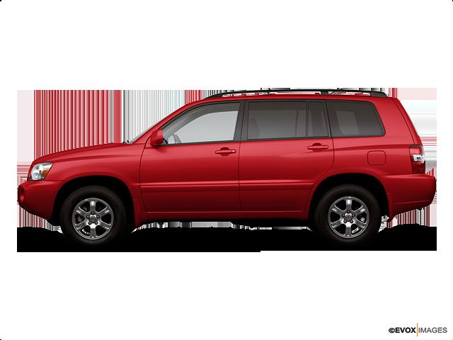 2006 Toyota Highlander Sport Utility