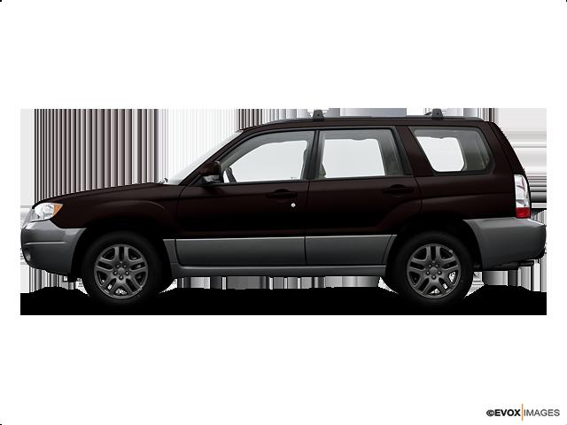 2007 Subaru Forester Sport Utility