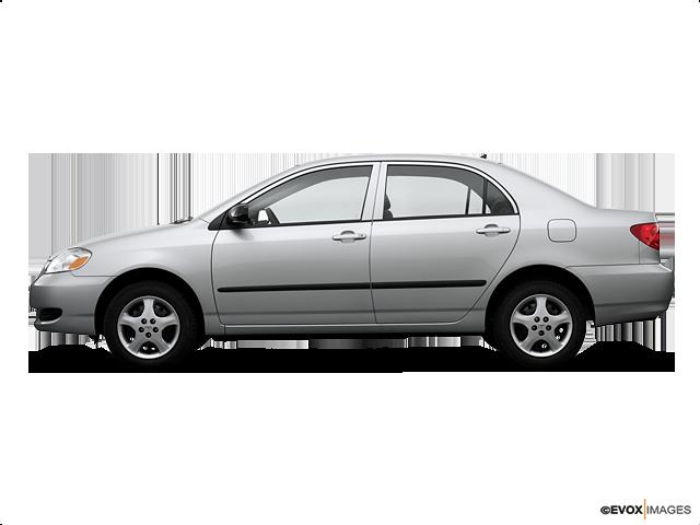 2007 Toyota Corolla 4dr Car