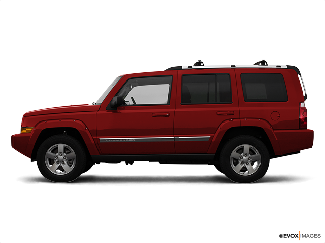 2007 Jeep Commander Sport Utility