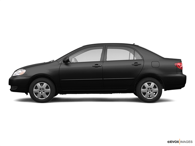 2008 Toyota Corolla 4dr Car