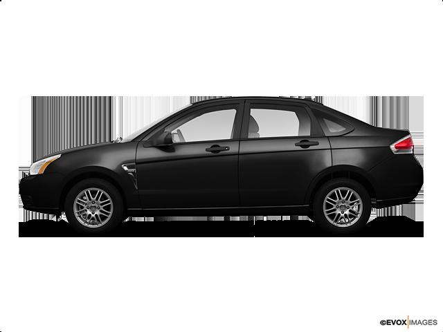 2008 Ford Focus 4dr Car
