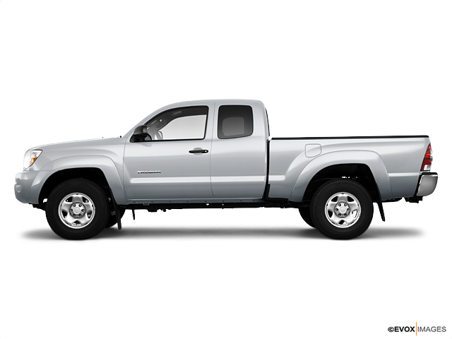 2010 Toyota Tacoma Standard Bed