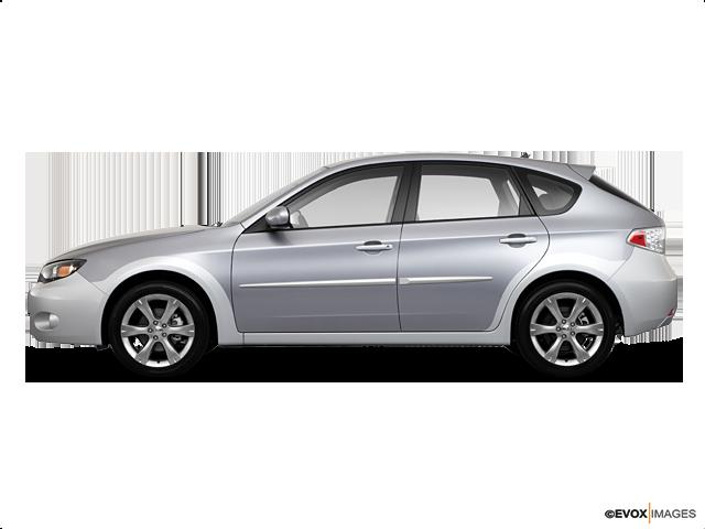 2010 Subaru Impreza Station Wagon