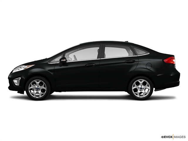 2011 Ford Fiesta Sedan 4 Dr.