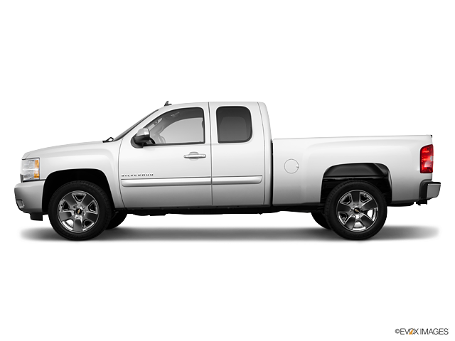 2011 Chevrolet Silverado Short Bed