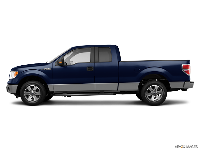 2011 Ford F-150 Short Bed