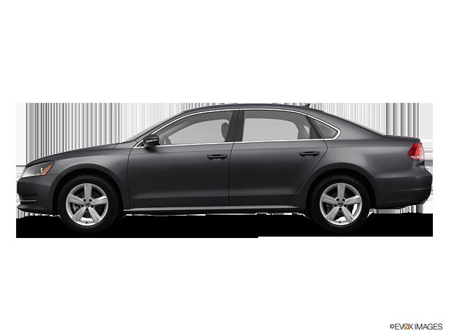 2012 Volkswagen Passat 4dr Car