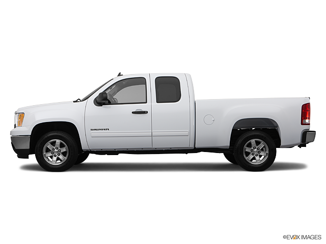2012 GMC Sierra 1500 Short Bed