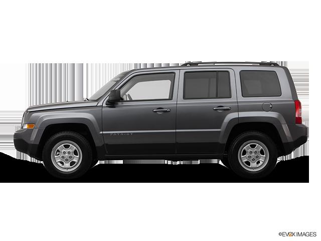 2012 Jeep Patriot Sport Utility