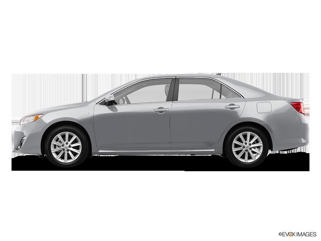 2012 Toyota Camry Hybrid 4dr Car