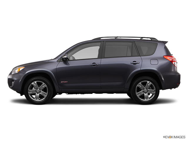 2012 Toyota RAV4 Sport Utility
