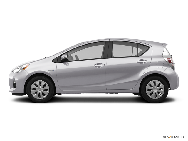 2012 Toyota Prius c Hatchback