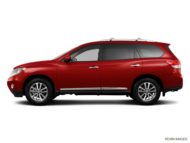2013 Nissan Pathfinder Sport Utility