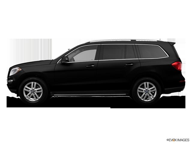Mercedes-Benz GL-Class SUV