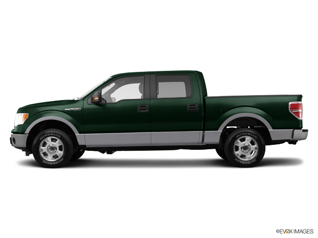 2014 Ford F-150 Long Bed