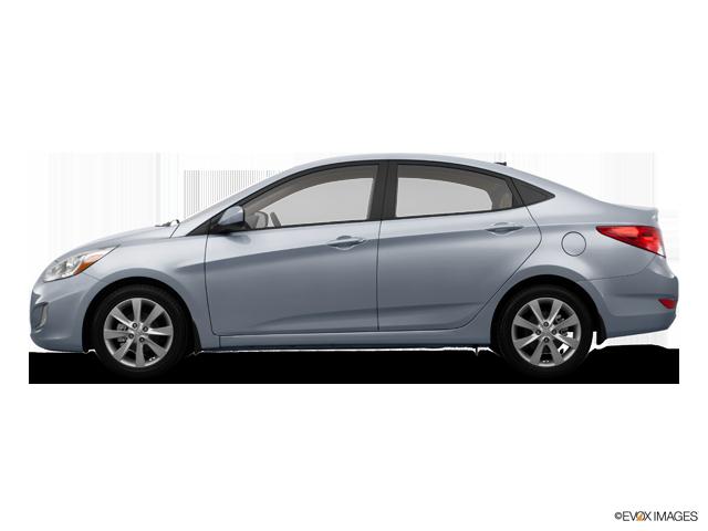 2014 Hyundai Accent 4dr Car