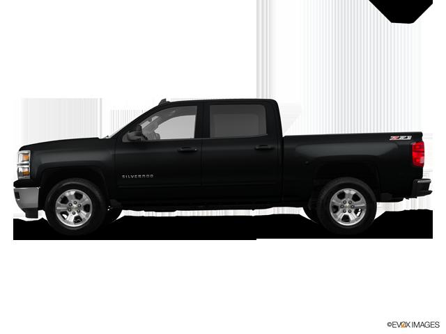 2015 Chevrolet Silverado 1500 Standard Bed