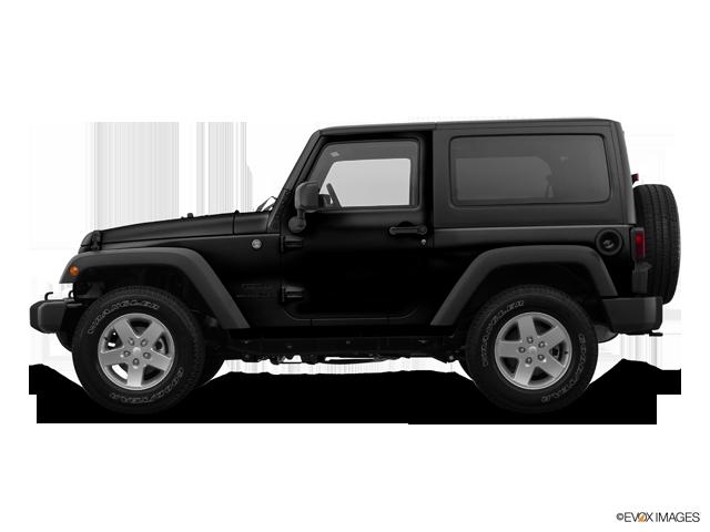 2015 Jeep Wrangler Sport Utility