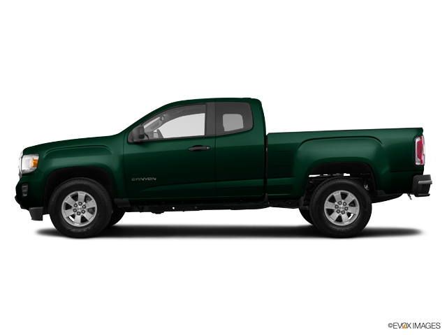 2016 GMC Canyon Short Bed