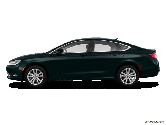 2016 Chrysler 200 4dr Car