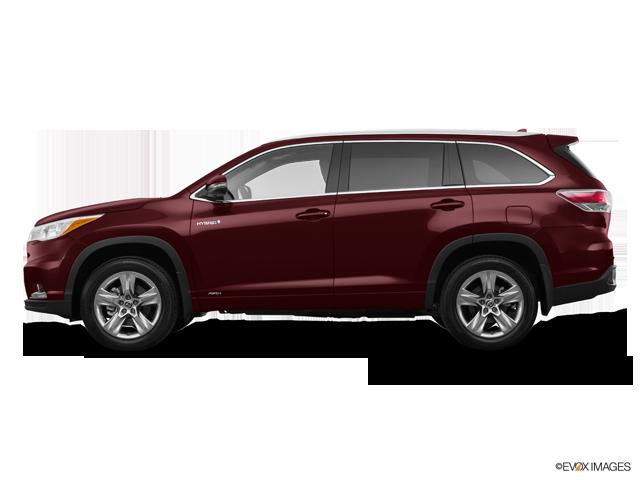 2016 Toyota Highlander Hybrid Sport Utility