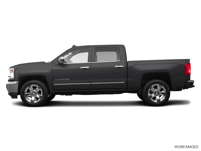2017 Chevrolet Silverado 1500 Short Bed