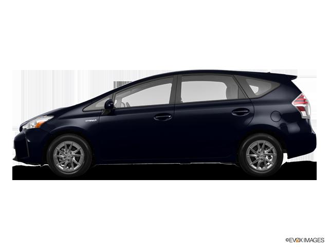 2017 Toyota Prius v Station Wagon