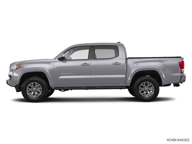 2017 Toyota Tacoma Long Bed