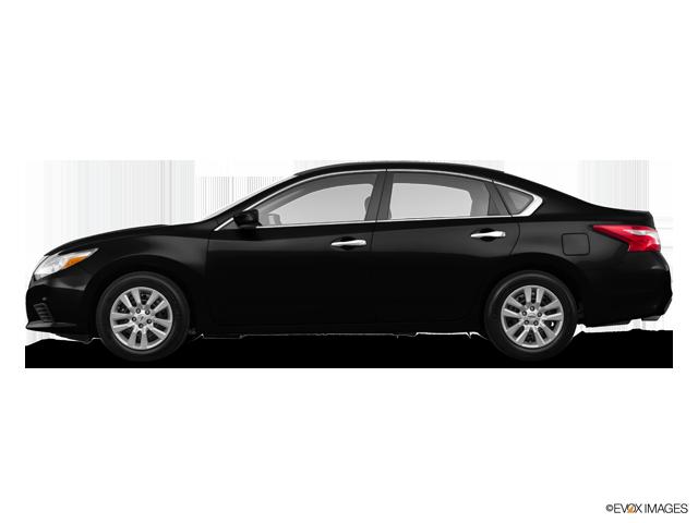 2017 Nissan Altima 4D Sedan