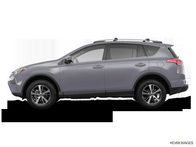 2017 Toyota RAV4 4D Sport Utility