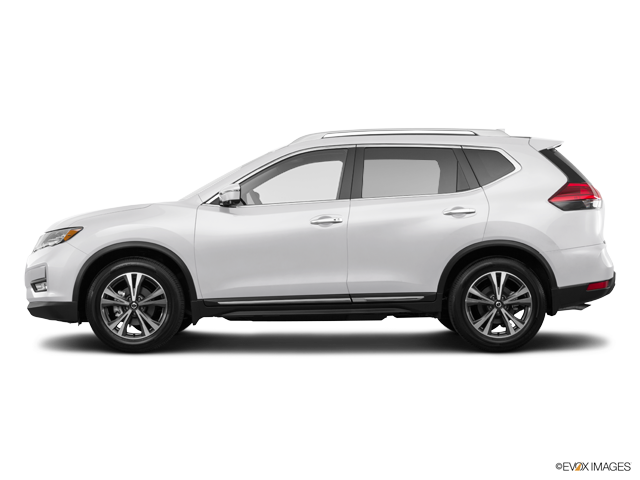 2017 Nissan Rogue Sport Utility