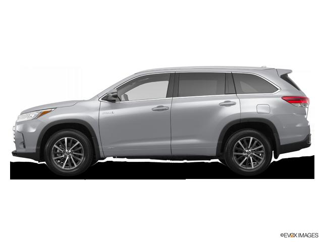 2017 Toyota Highlander Sport Utility