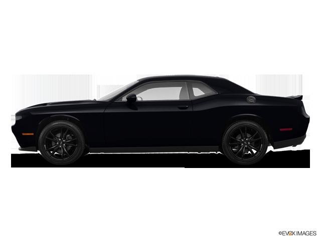 2018 Dodge Challenger 2D Coupe