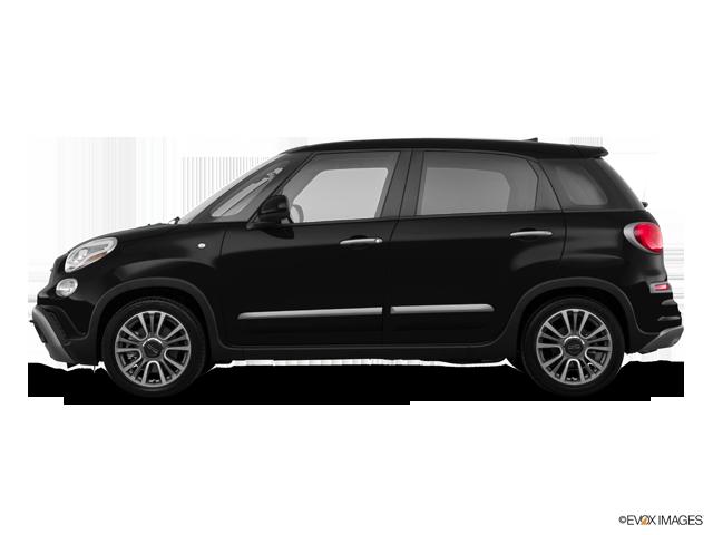 2018 Fiat 500L 4D Hatchback