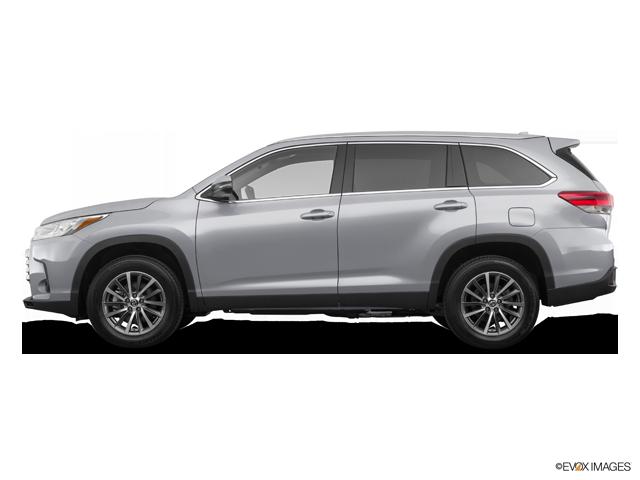 2019 Toyota Highlander Xle Priority Toyota Springfield