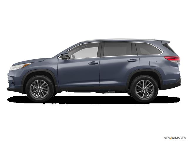 2019 Toyota Highlander Limited Platinum Stock T191906 Rohrich Toyota