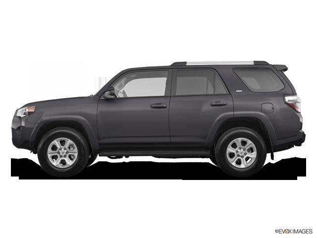 2019 Toyota 4Runner 4X4 SR5 V6